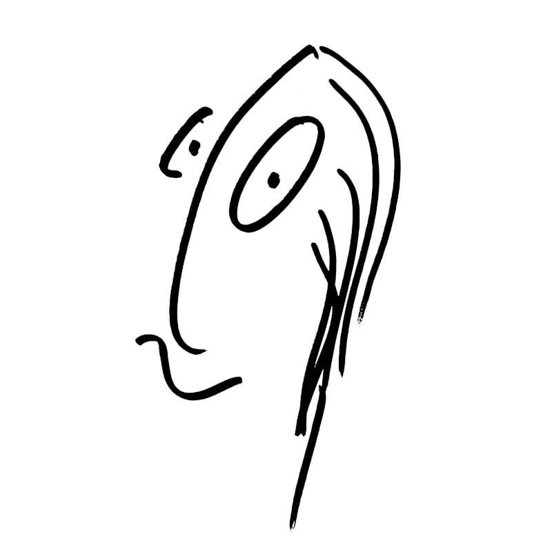 Wenn Lügen Haare wären - Wilhelm Busch