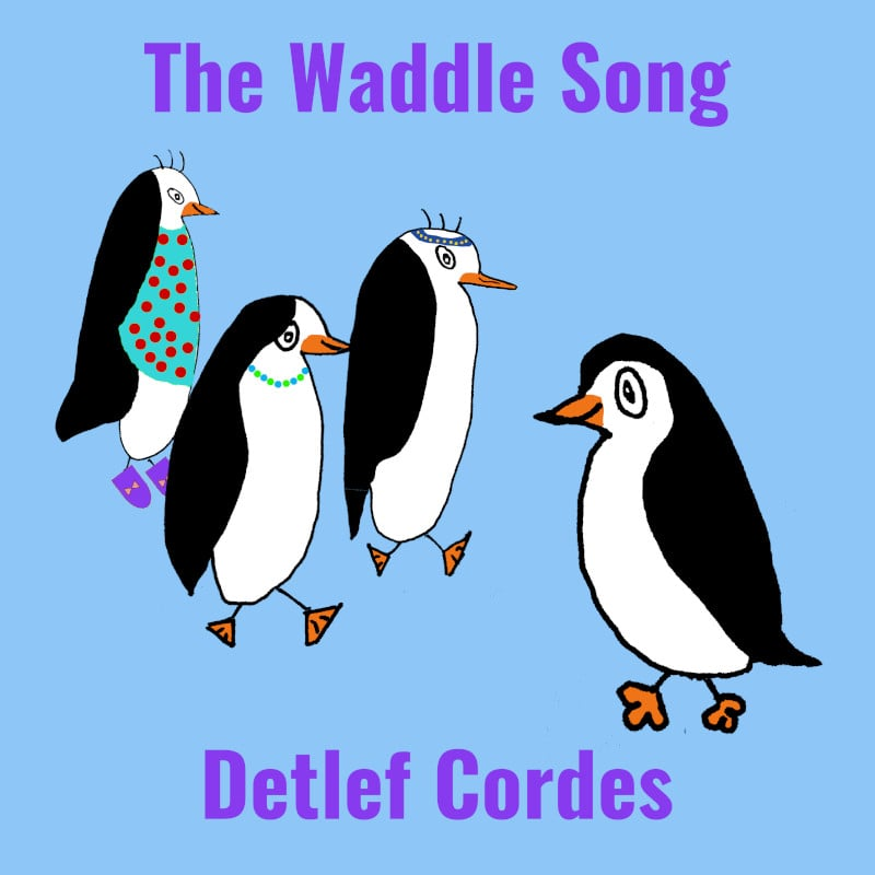 The Waddle Song - Englisch lernen mit Musik
